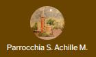 Parrocchia S. Achille Martire   www.santachille.com